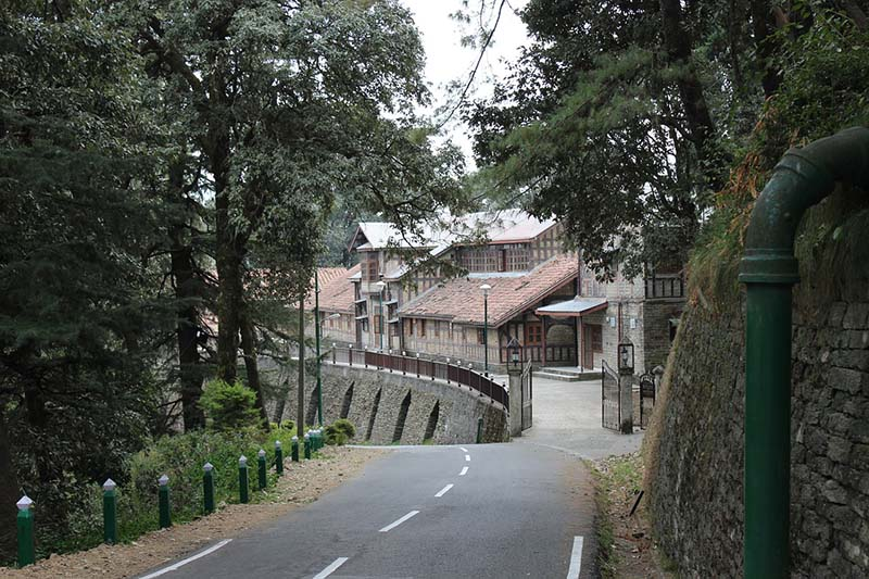 Shimla Internal Roads