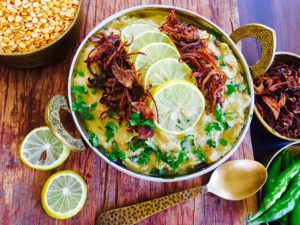 Hyderabad baked herby chicken korma- Indian Recipe