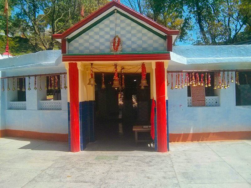 DURGA DEVI TEMPLE AND JWALPA DEVI