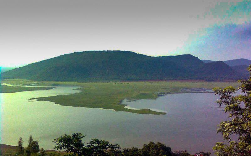 Pampa Sarovar-Lake