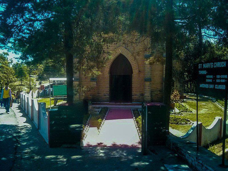 ST Marys Church Lansdowne
