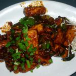 Indo-Chinese chilli paneer, Indian Recipe With Chinese Influence