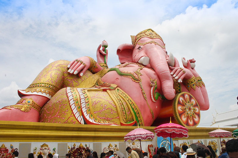 Why is Ganesha Chaturthi Celebrated
