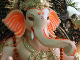 why is lord ganesha worshiped first