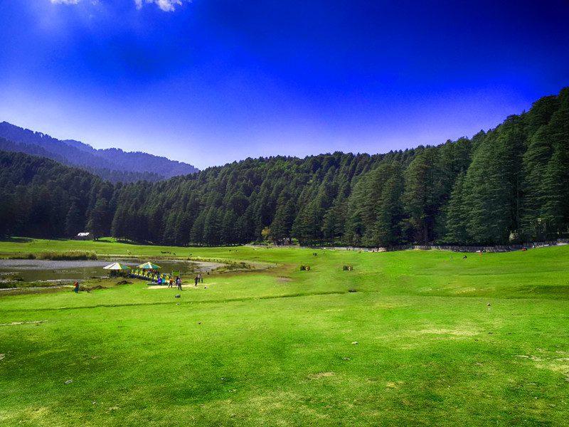 Khajjiar Landscape view IndianYug