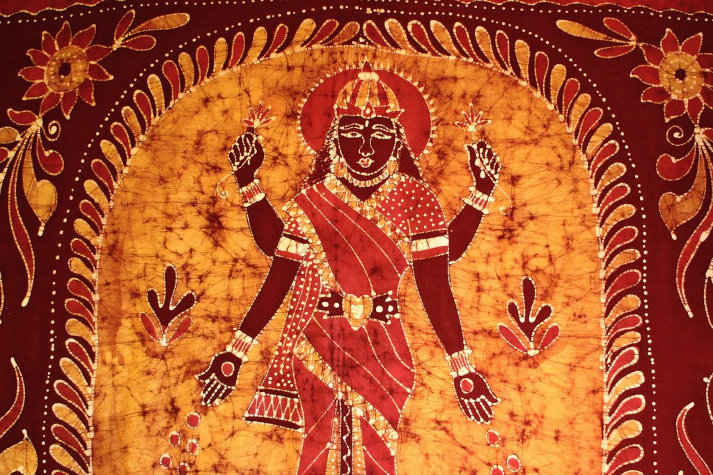 HINDUISM IS THE ONLY RELIGION THAT WORSHIPS BOTH MALE AND FEMALE DEITIES WITH EQUAL RESPECT