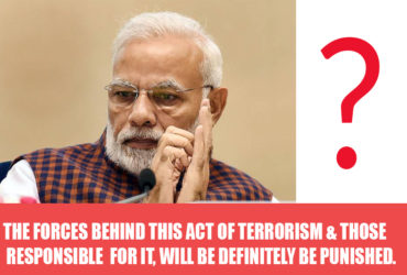 How Will Modi React Now After Pulwama, Kashmir Terror Attack