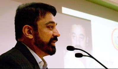 Kamal Haasan demands 'referendum' in Kashmir