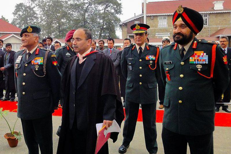 Gen Bikram Singh on Balakot strikes