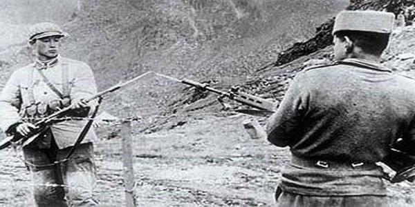 1967 Sino-Indian Conflict, when Indian Army defeated the Chinese army