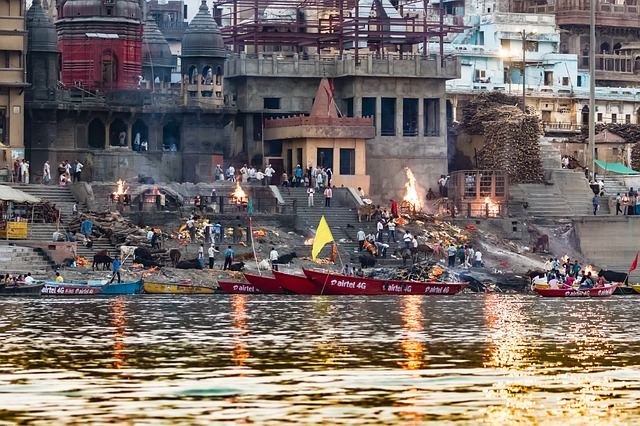 A government project to clean Ganga - Namami Gange
