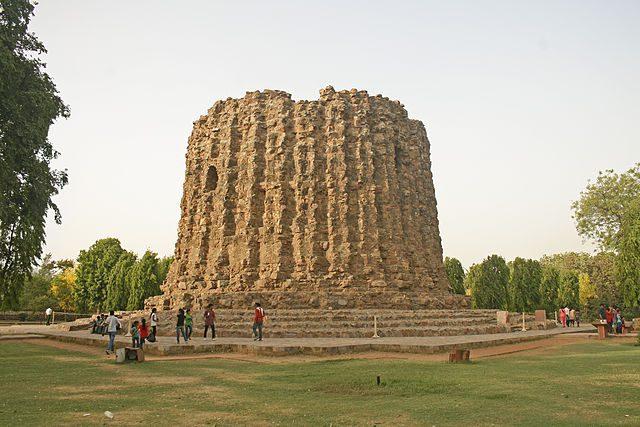 Ala'i Minar- unfulfilled ambition