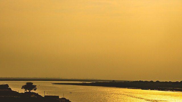 Anti-putrefaction properties of Ganga water