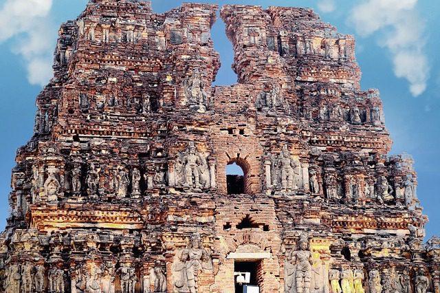 Hampi Temple, Karnataka