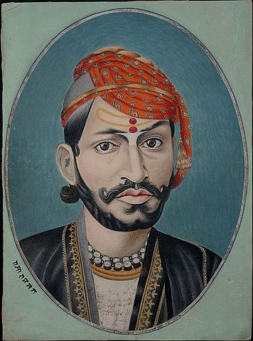 Maharaja Sawai Ram Singh II