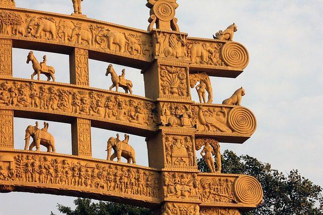 Sanchi Stupa, Madhya Pradesh