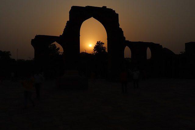 Screens Qutub Minar
