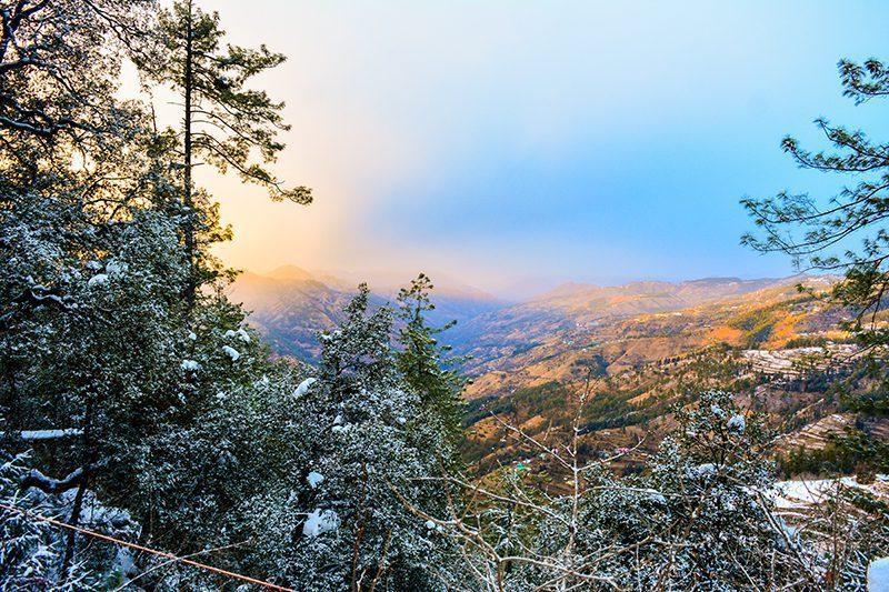 Shimla-Himachal Pradesh