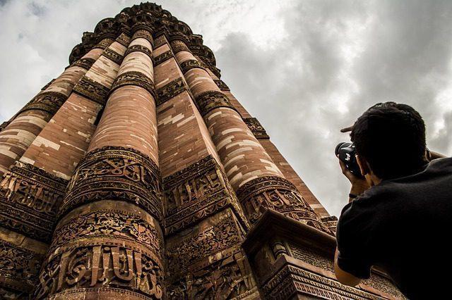 Tallest brick minaret in the world