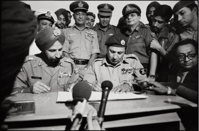 The Indian Army holds the record for accepting the largest military surrender in the world