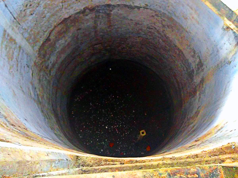 Martyr's Well, A well inside Jallianwala Bagh into which many people including children jumped to save themselves from the firing