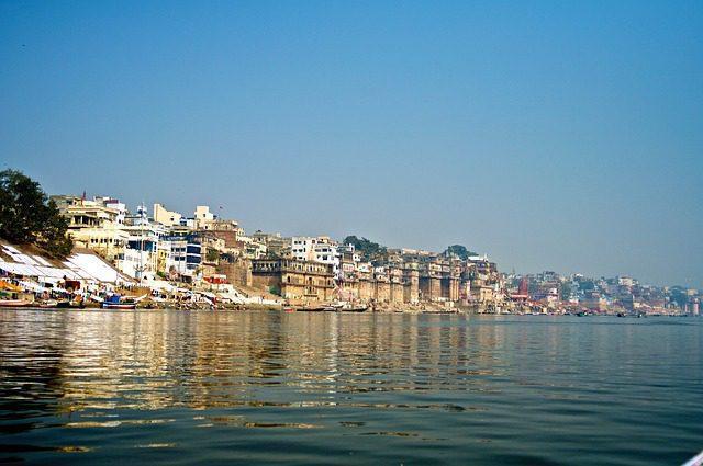 The enormity of Ganga