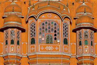why is jaipur called the pink city of india