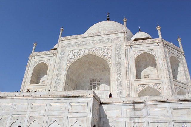A Hindu king built the Taj Mahal