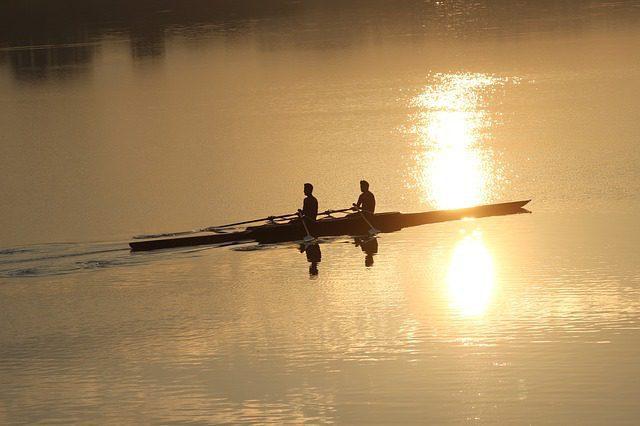 Boating In Sukhna Lake In Chandigarh
