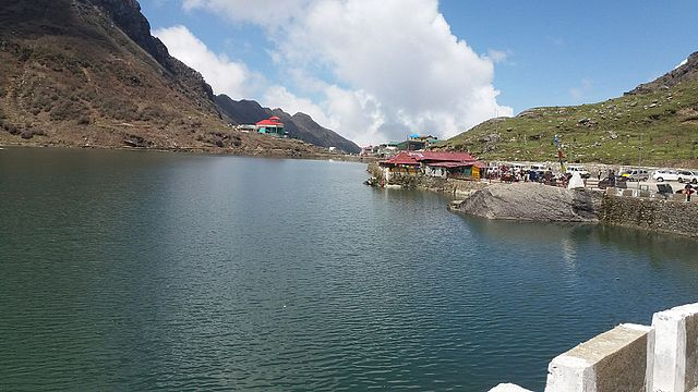 Gangtok to Lake Tsomgo and Nathu La Pass