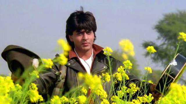 Go all Bollywood and run through sarso ke khet in a pind like Kajol did in DDLJ