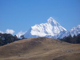 Nanda Devi East: What Makes it so Difficult to Climb