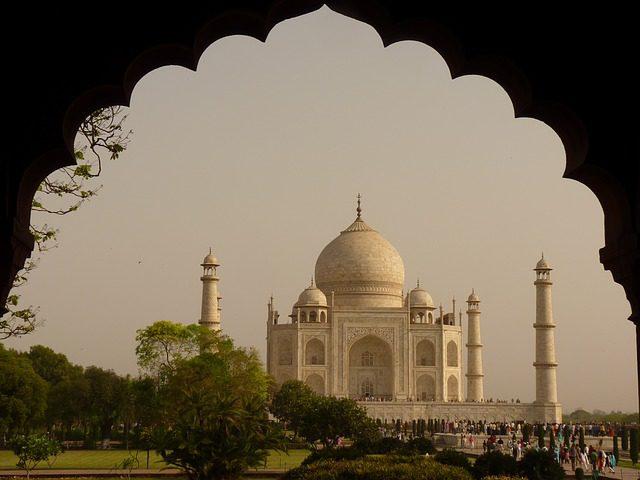 Shah Jahan planned to build a Black Taj Mahal