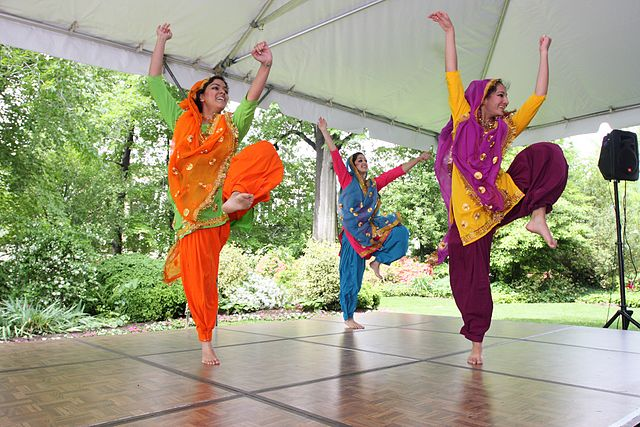 Shake a leg and Bhangra like no one's watching