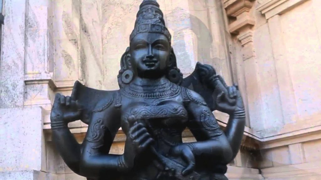 Tamil is the only language that is also worshiped as a god
