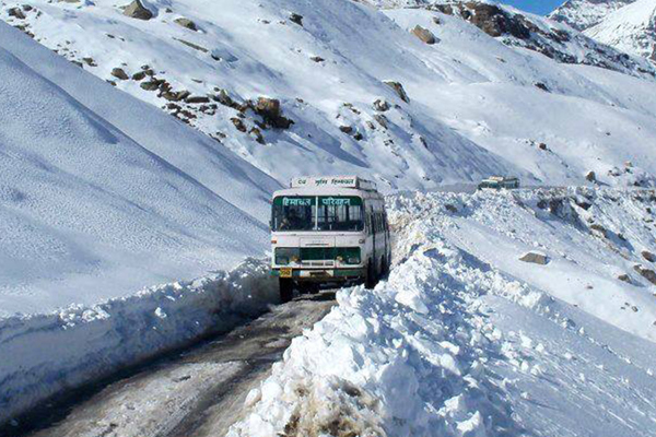 Details about the Delhi to Leh bus service