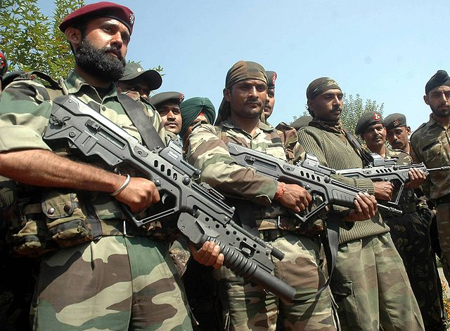 Indian Government rushes 28,000 more paramilitary personnel to Kashmir Valley, but Why