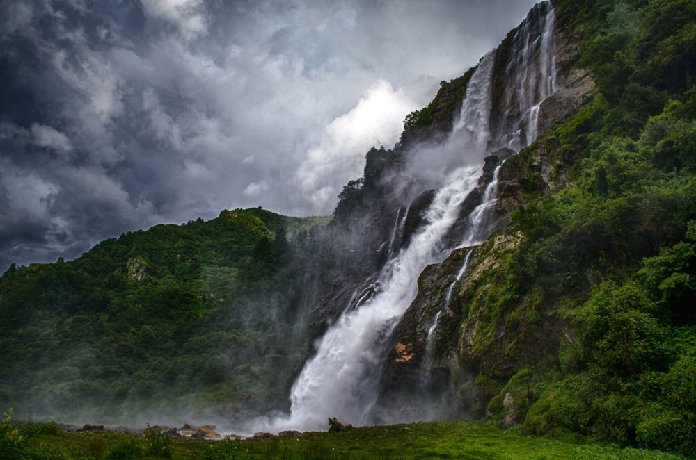 Nuranang Falls, Arunachal Pradesh