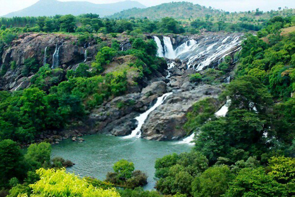 Shivasamudram Falls, Karnataka