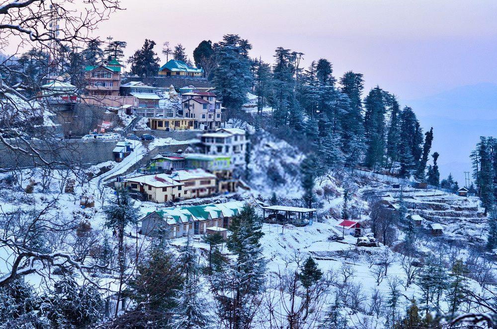 Shimla and Kufri