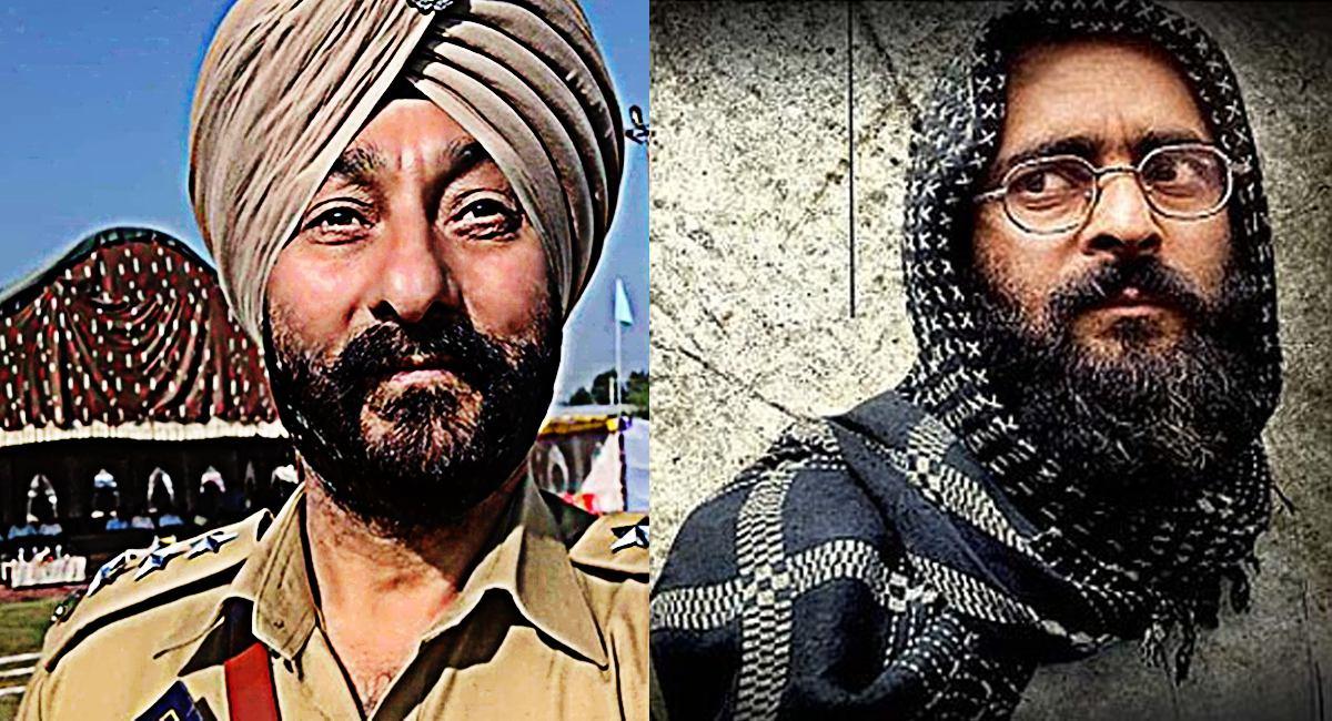 All About J&K DSP Davinder Singh