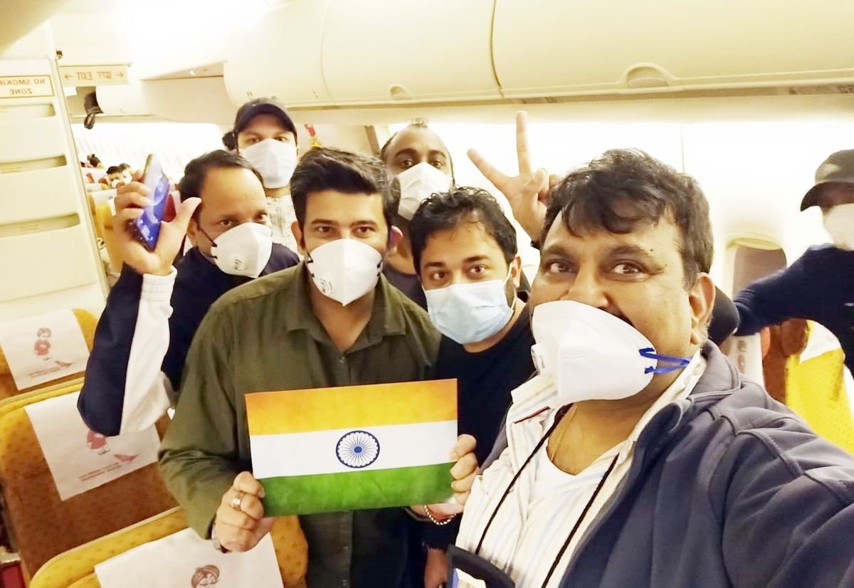119 Indians, 5 Foreigners from Coronavirus-hit Japanese Cruise Land in Delhi