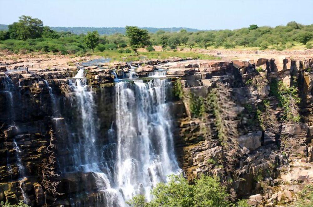 Bhimlat Falls, Rajasthan