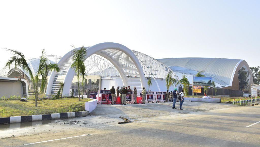 Kartarpur Corridor Passenger Terminal Building