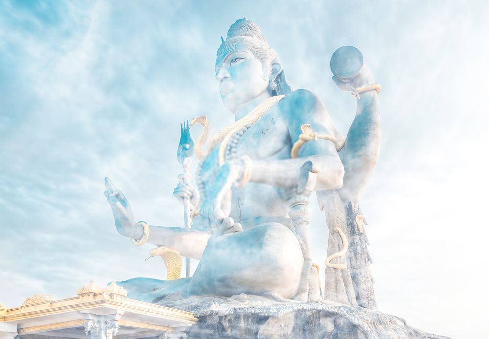 Lord Shiva and his association with cannabis