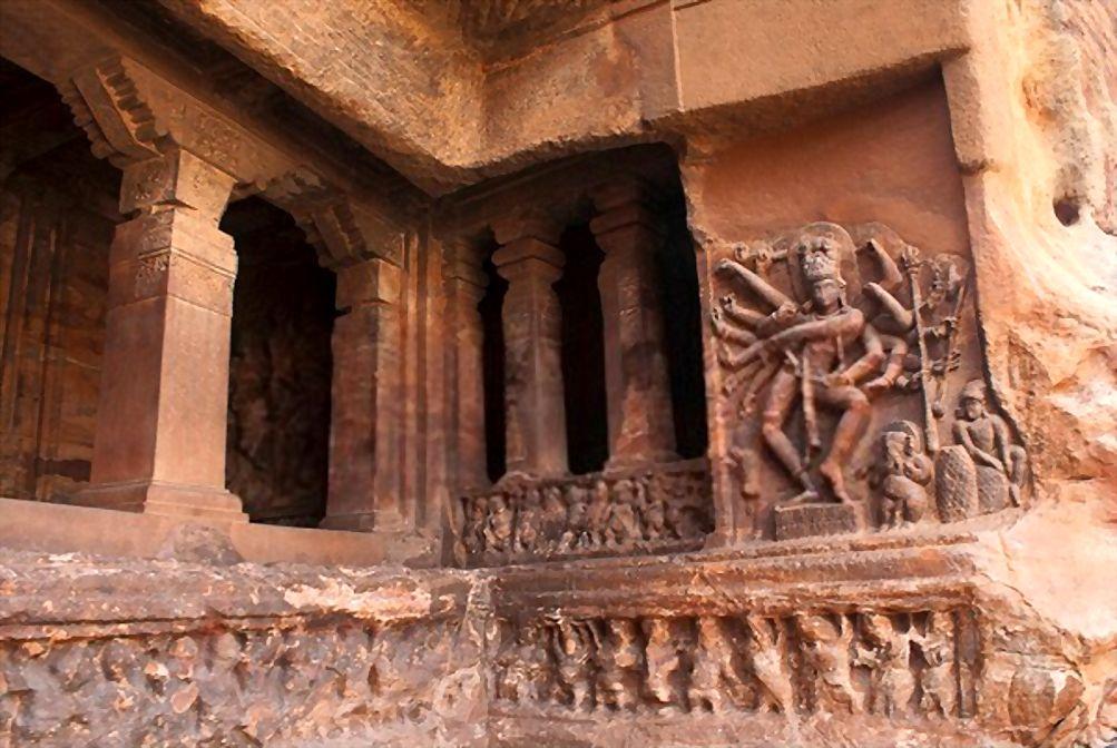 Lord Shiva's cosmic dance, the Tandava