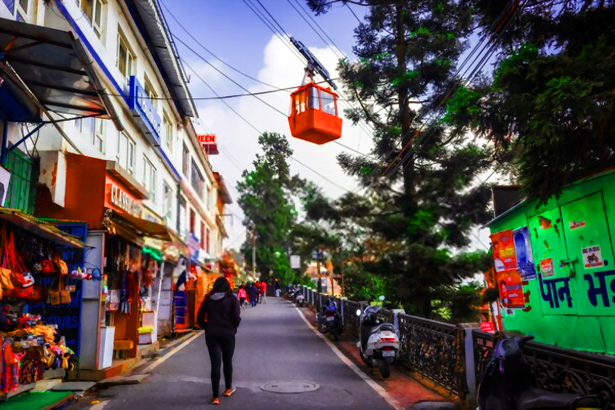 Mussoorie to Soon Have One of the Longest Ropeways in the World