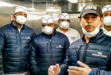'Please Save Us': On Coronavirus-hit Japan Cruise Ship, Indian Sailors Desperate Appeal to PM