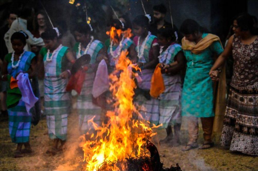 Purulia, West Bengal Folk Holi