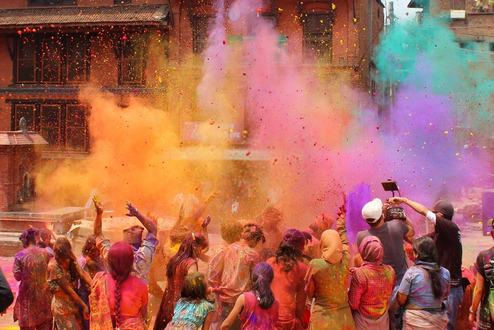 Rangwali Holi Celebration